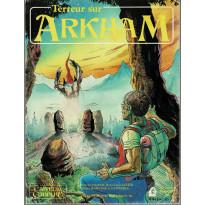 Terreur sur Arkham (jdr L'Appel de Cthulhu 1ère édition en VF)
