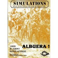 Simulations N° 12 - Revue trimestrielle des jeux de simulation (revue Cornejo wargames en VF) 002