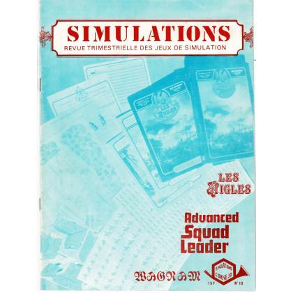 Simulations N° 13 - Revue trimestrielle des jeux de simulation (revue Cornejo wargames en VF) 002