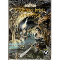 L'Alliance brisée de Calebaïs (jdr Ars Magica 1ère édition en VF)