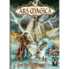 Ars Magica - Livre de Base (jdr 1ère édition en VF)