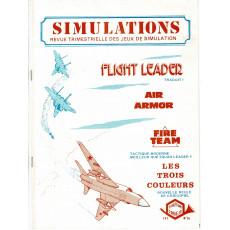 Simulations N° 14 - Revue trimestrielle des jeux de simulation (revue Cornejo wargames en VF)