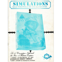 Simulations N° 15 - Revue trimestrielle des jeux de simulation (revue Cornejo wargames en VF) 001