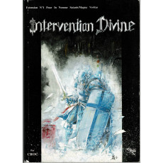 Intervention Divine  - Extension N° 1 (jdr INS/MV 1ère édition en VF)