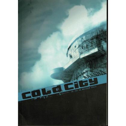 Cold City - Le jeu de rôle (jdr La Boîte à heuhh en VF) 001