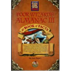 Poor Wizard's Almanac III & Book of Facts (jdr D&D 1ère édition en VO)