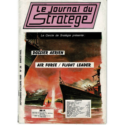 Le Journal du Stratège N° 38 (revue de jeux d'histoire & de wargames) 002