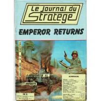 Le Journal du Stratège N° 37 (revue de jeux d'histoire & de wargames)