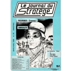 Le Journal du Stratège N° 36 (revue de jeux d'histoire & de wargames)
