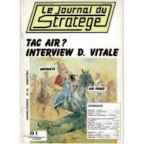 Le Journal du Stratège N° 40 (revue de jeux d'histoire& de wargames)