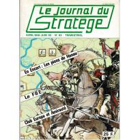 Le Journal du Stratège N° 62 (revue de jeux d'histoire& de wargames)