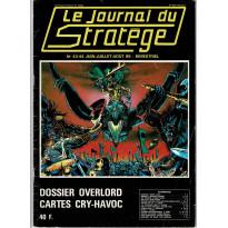 Le Journal du Stratège N° 43-44 (revue de jeux d'histoire & de wargames)