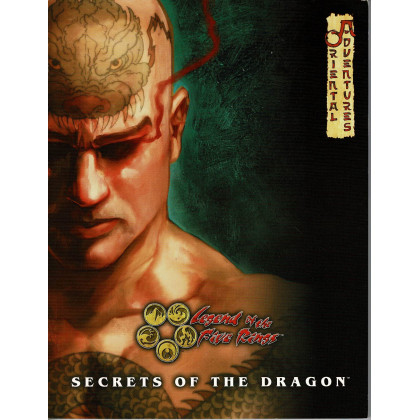 Secrets of the Dragon - Oriental Adventures (jdr Legend of the Five Rings L5R en VO) 001