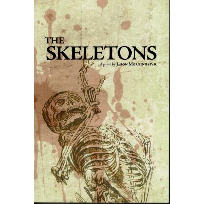 The Skeletons (jdr auto-édition en VO) 001