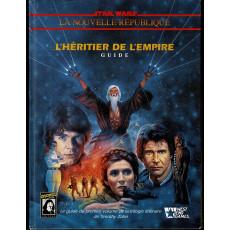 L'Héritier de l'Empire - Guide (jdr Star Wars D6  La Nouvelle République en VF)