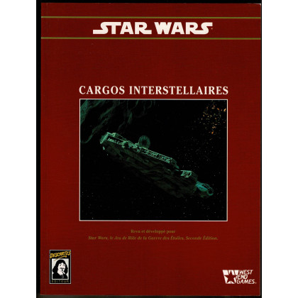 Cargos interstellaires (jdr Star Wars D6 en VF) 007