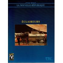 Eclaireurs (jdr Star Wars D6 La Nouvelle République en VF)
