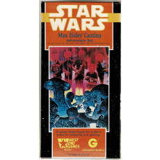 Mos Eisley Cantina - Adventure Set (figurines jdr Star Wars D6 en VO)