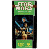 Return of the Jedi - Collector's Movie Set (figurines jdr Star Wars D6 en VO)