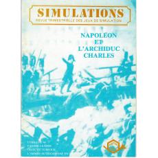 Simulations N° 9 - Revue trimestrielle des jeux de simulation (revue Cornejo wargames en VF)
