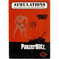 Simulations N° 8 - Revue trimestrielle des jeux de simulation (revue Cornejo wargames en VF) 001