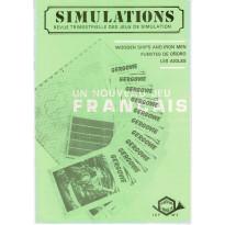 Simulations N° 7 - Revue trimestrielle des jeux de simulation (revue Cornejo wargames en VF) 001