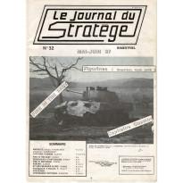 Le Journal du Stratège N° 32 (revue de jeux d'histoire & de wargames)