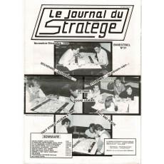 Le Journal du Stratège N° 31 (revue de jeux d'histoire & de wargames)