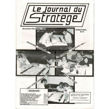 Le Journal du Stratège N° 31 (revue de jeux d'histoire & de wargames) 002