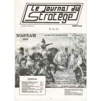 Le Journal du Stratège N° 21-22 (revue de jeux d'histoire & de wargames)