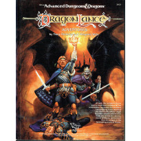 Dragonlance - Adventures (jdr AD&D 1ère édition en VO)