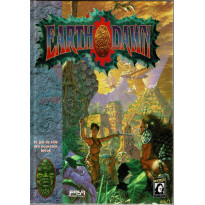 Earthdawn - Le jeu de rôle des nouveaux héros (livre de base jdr en VF)