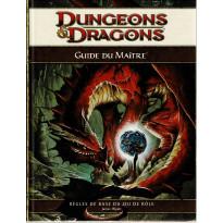 Guide du Maître - Règles de base du jeu de rôle (jdr Dungeons & Dragons 4 en VF)