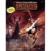 Greyhawk Adventures (jdr AD&D 1ère édition en VO)