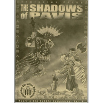 Pavis & Big Rubble Companion Vol. 4 - The Shadows of Pavis (jdr Glorantha en VO)