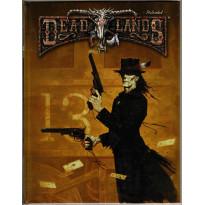 Deadlands Reloaded - Livre de Base (jdr Deuxième édition en VF)