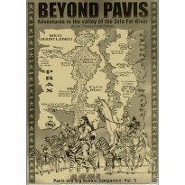 Pavis & Big Rubble Companion Vol. 5 - Beyond Pavis (jdr Glorantha en VO)