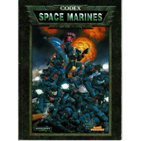 Codex Space Marines V3 (Livre d'armée figurines Warhammer 40,000 en VF) 002