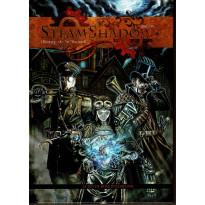Steamshadows - Le jeu de rôle Steampunk (livre de base JDR Editions en VF) 003