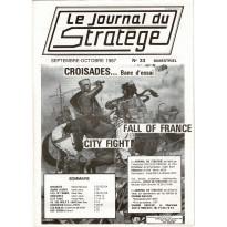 Le Journal du Stratège N° 33 (revue de jeux d'histoire & de wargames)