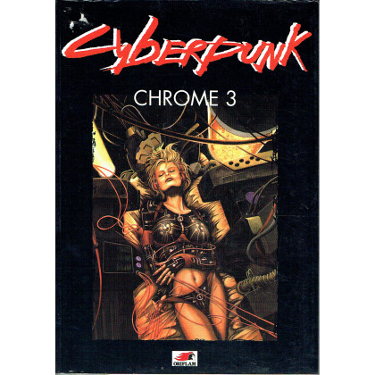Chrome 3 (jdr Cyberpunk 1ère édition en VF) 008