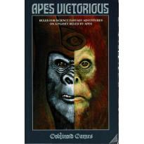 Apes Victorious - Livre de base (jdr Goblinoid Games en VO)