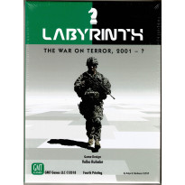 Labyrinth - 4th Printing de 2018 (wargame GMT en VO)