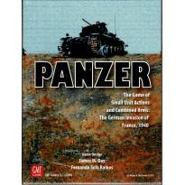 Panzer Expansion 4 - France 1940 (wargame GMT en VO)