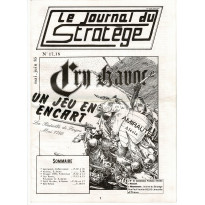 Le Journal du Stratège N° 17-18 (revue de jeux d'histoire & de wargames)