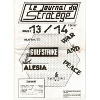 Le Journal du Stratège N° 13-14 (revue de jeux d'histoire & de wargames)