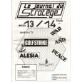 Le Journal du Stratège N° 13-14 (revue de jeux d'histoire & de wargames) 002