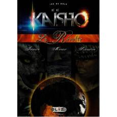 Kaïsho La Révolte - Livre de base (jdr Oliz Editions en VF)