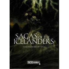 Sagas of the Icelanders - Le jeu de rôle (jdr 500 Nuances de Geek en VF)