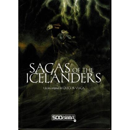 Sagas of the Icelanders - Le jeu de rôle (jdr 500 Nuances de Geek en VF) 001